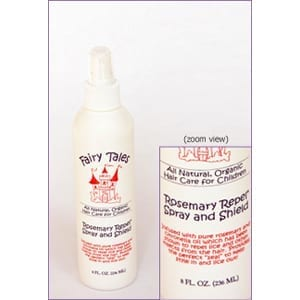 Rosemary Repel Spra&Shield 8oz