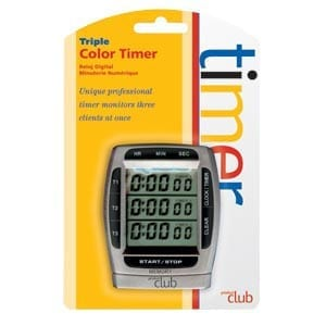 Triple Color Timer