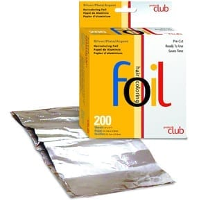 Ready To Use Foil 200-Pk Silvr