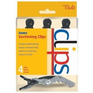 Jaws Sectioning Clips 4-Pack