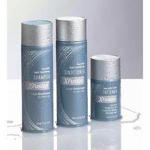 XFusion Hair Fattening System 3-pak